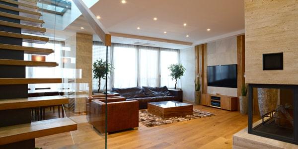 Aménagement intérieur Duplex