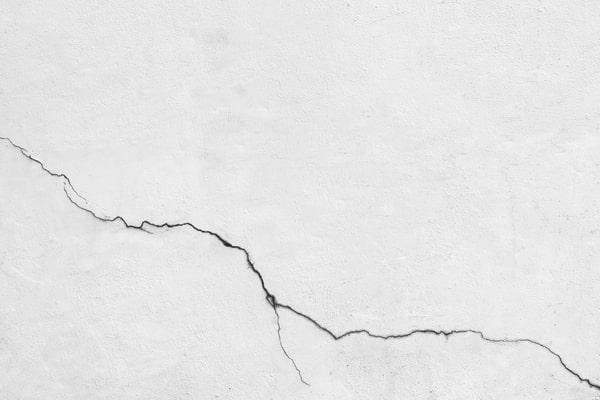 reparer fissure sur mur