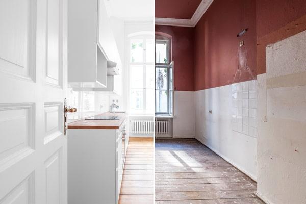 Rénovation cuisine avant après 2