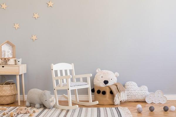 renover chambre enfant