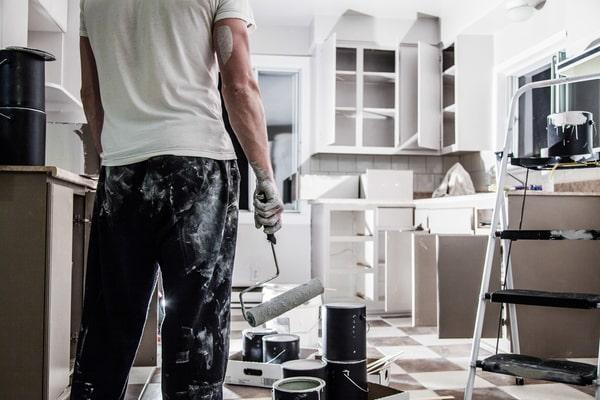 peinture interieur maison