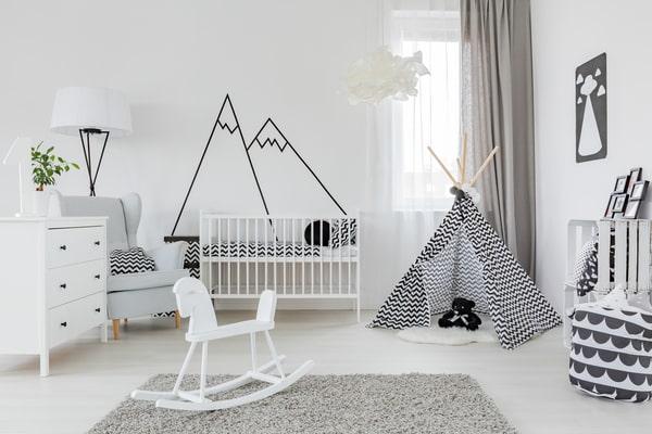 Comment rénover une chambre d'enfant à petit prix?