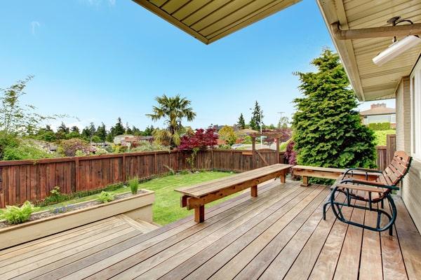 Terrasse extérieure en bois : les erreurs à ne pas commettre