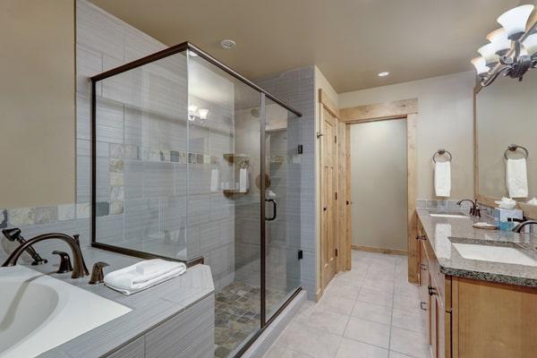 travaux de renovation salle de bain